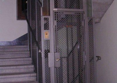 Vitrage ascenseur