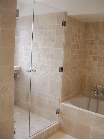 Portes de douche