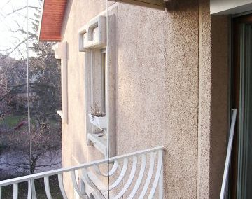 Fermeture de balcons